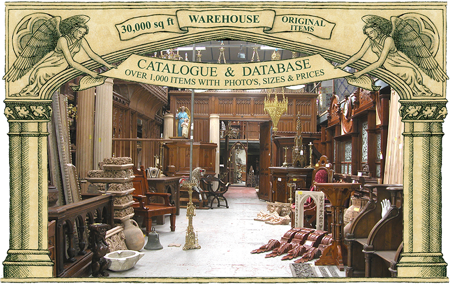 Robert Mills Architectural Antiques, Reclamation & Salvage